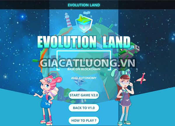 Evolution Land